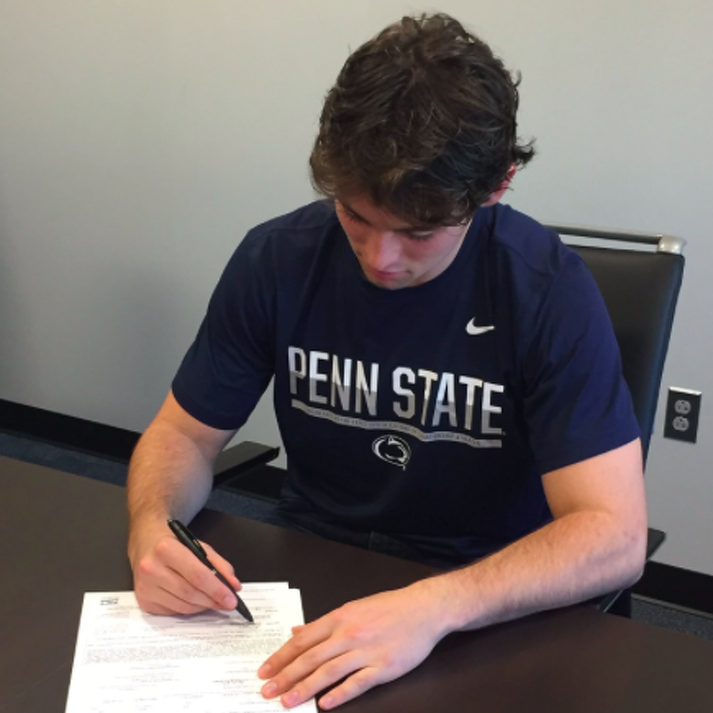 Penn State Hockey: Incoming Freshman Evan Barratt Headed To NHL Combine