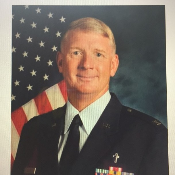 New pastor served God and country