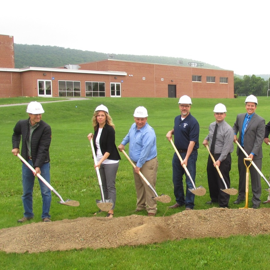 Major renovation project under way at Penns Valley HS