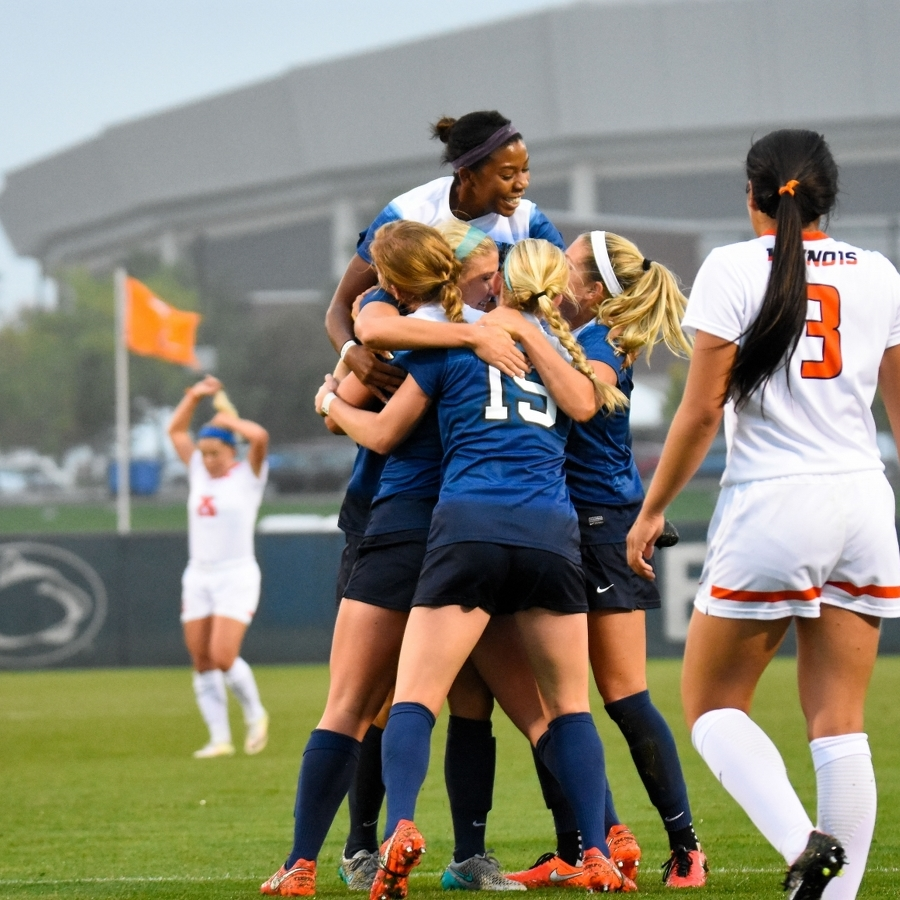Penn State Women's Soccer Releases Challenging 2017 Schedule
