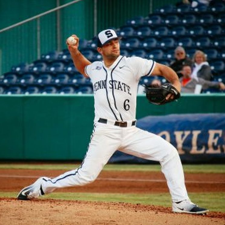 Penn State's Biasi Selected by Kansas City Royals in MLB Draft