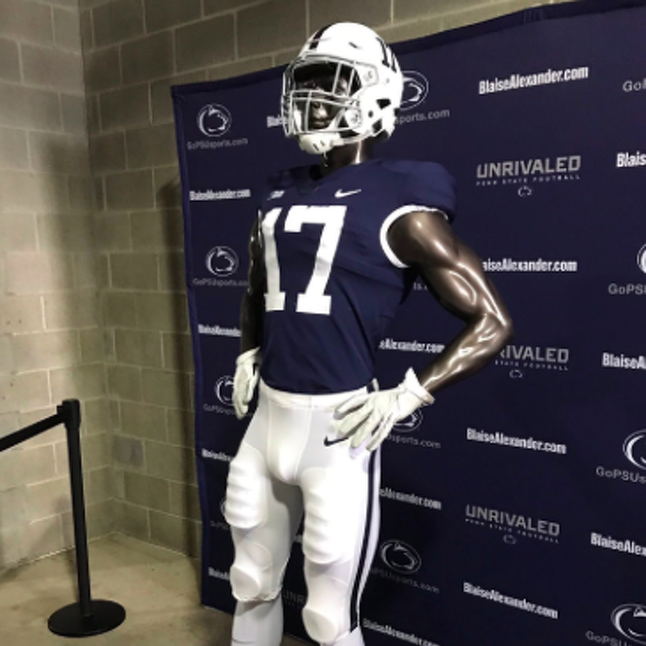 Penn State Football: Historic Alternate Uniforms To Be Worn Against Indiana