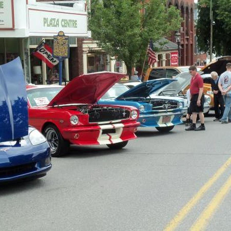 Bellefonte Ready to 'Cruise' into Summer