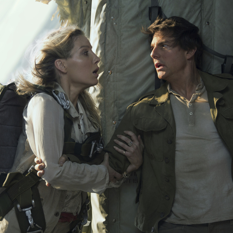 'The Mummy' untangles in new start for classic movie monsters