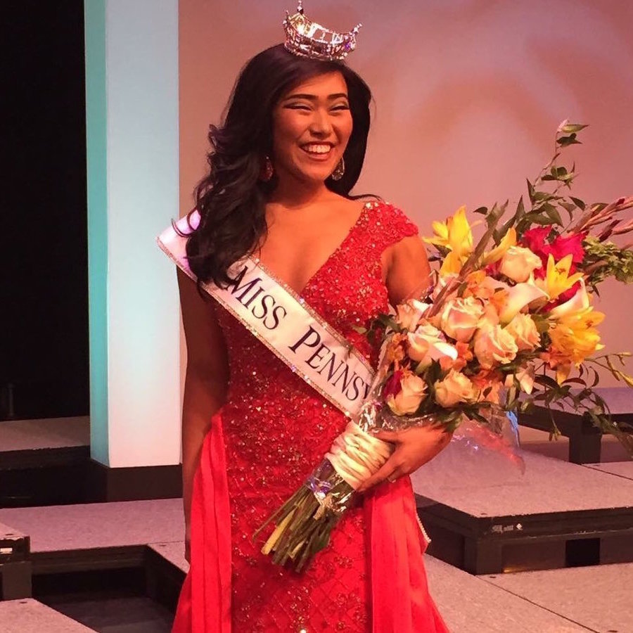 Penn State Student Crowned Miss Pennsylvania 2017