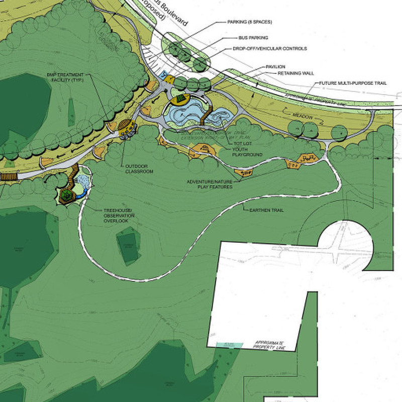Gray's Woods Park Plan Gets Conditional Approval, Supervisors Discuss Plans for Former Mobile Home Site