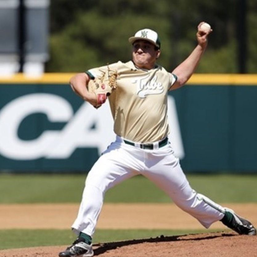 Nick Raquet Credits State High's Troy Allen for Success on the Diamond
