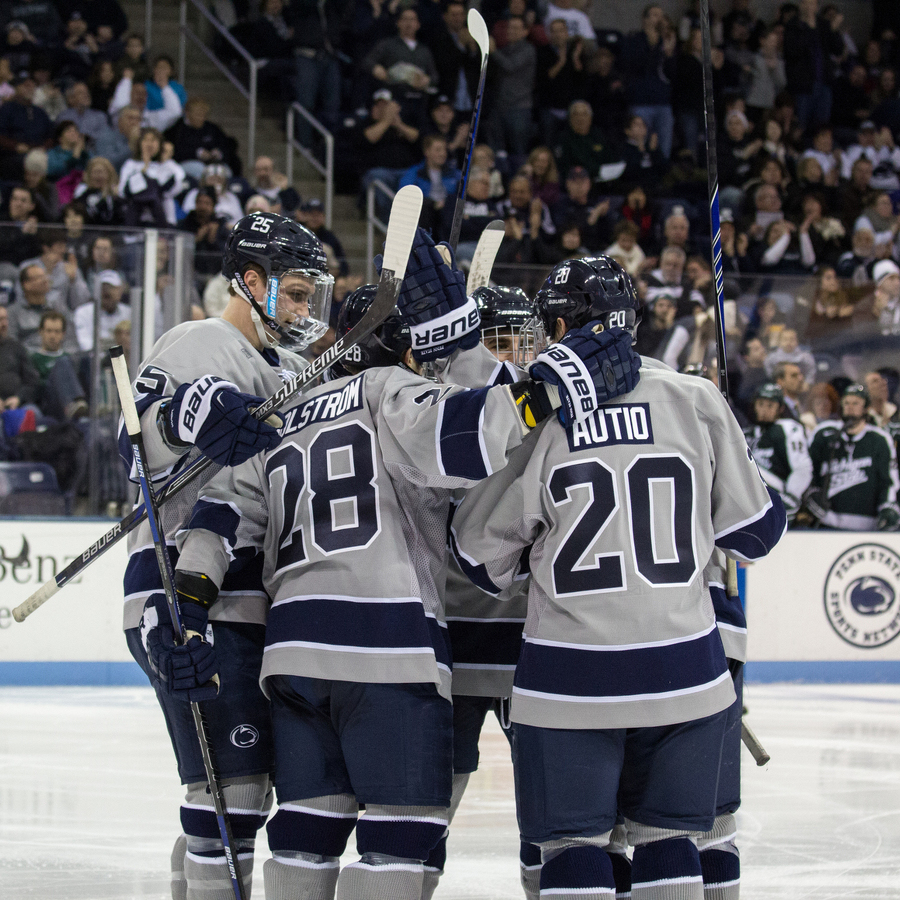 Penn State Hockey: Over A Dozen Nittany Lions Headed To NHL Development Camps