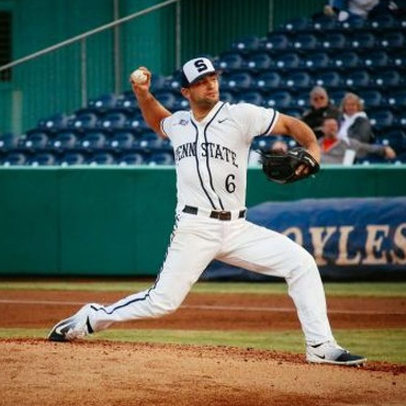 Penn State's Biasi Signs with Royals