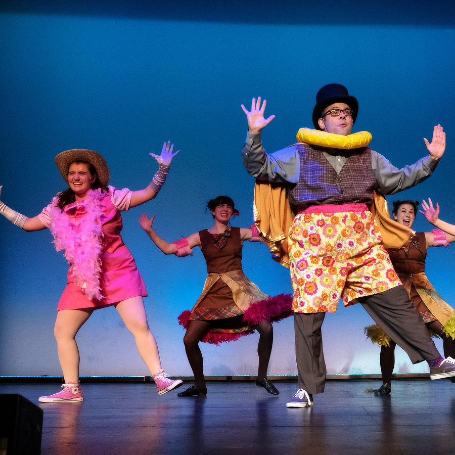 'Elephant and Piggie' to headline State Theatre Kids' Day