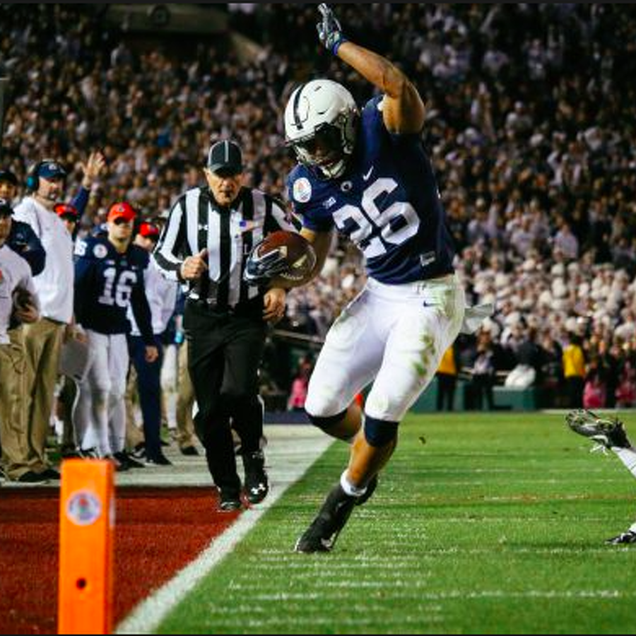 Penn State Football: Barkley Lands At No.5 On Sports Illustrated's Top 100 List