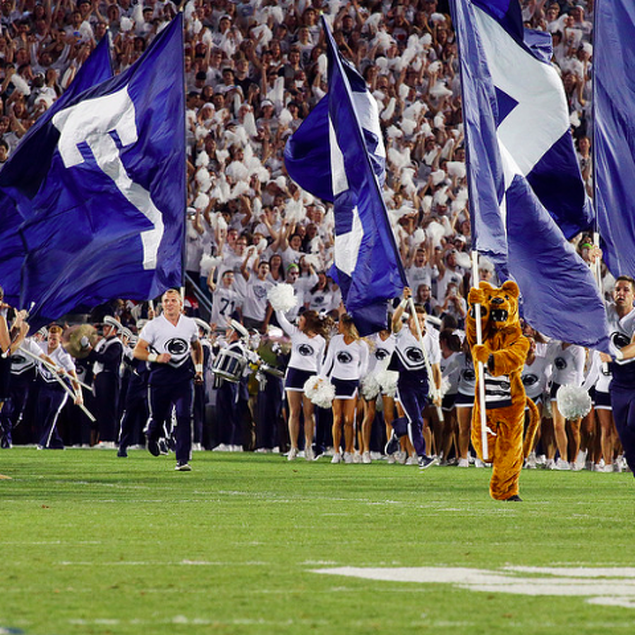Articles about color guard - Penn State Football Nittany Lions Add Another Four Star To Fold