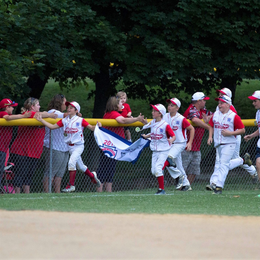 Bellefonte Little League Claims District Title with Win Over State College