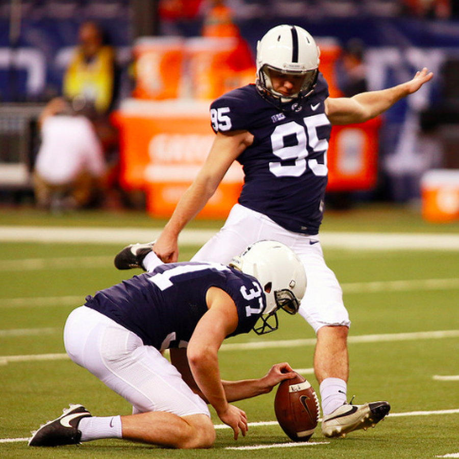 Penn State Football: Kicking Duo Land On Watch Lists