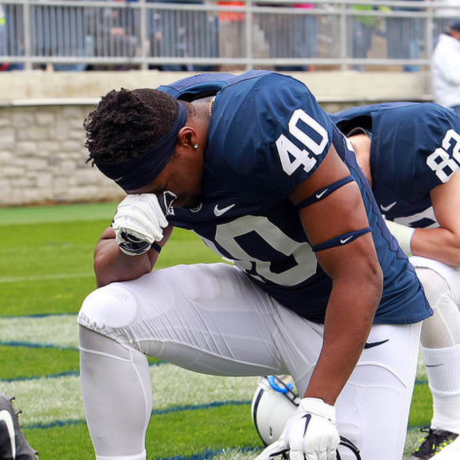 Penn State Football: Cabinda Adds Another Preseason Watch List To Growing Honors