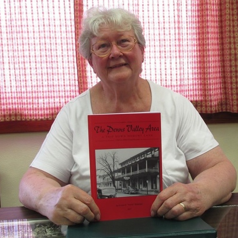 Author Publishes Book on Penns Valley History