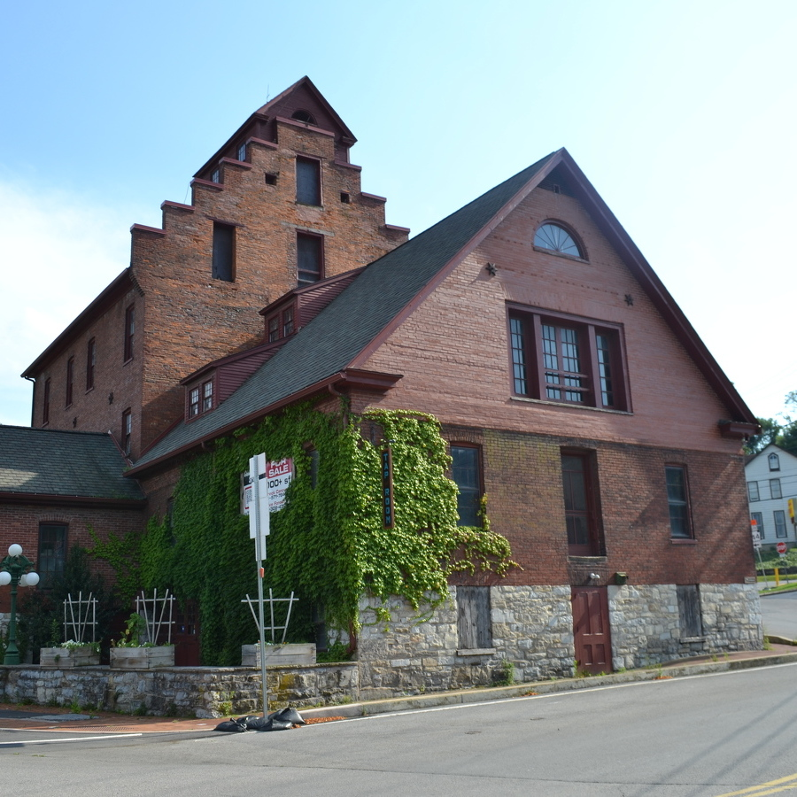 Gamble Mill back on the market