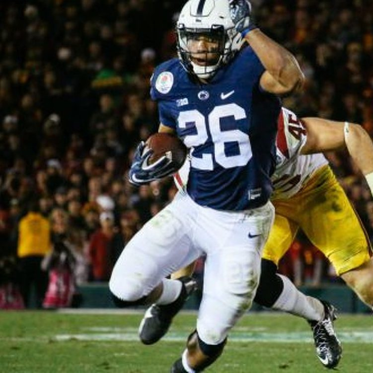 Penn State Football: Barkley Named To Doak Walker Watch List