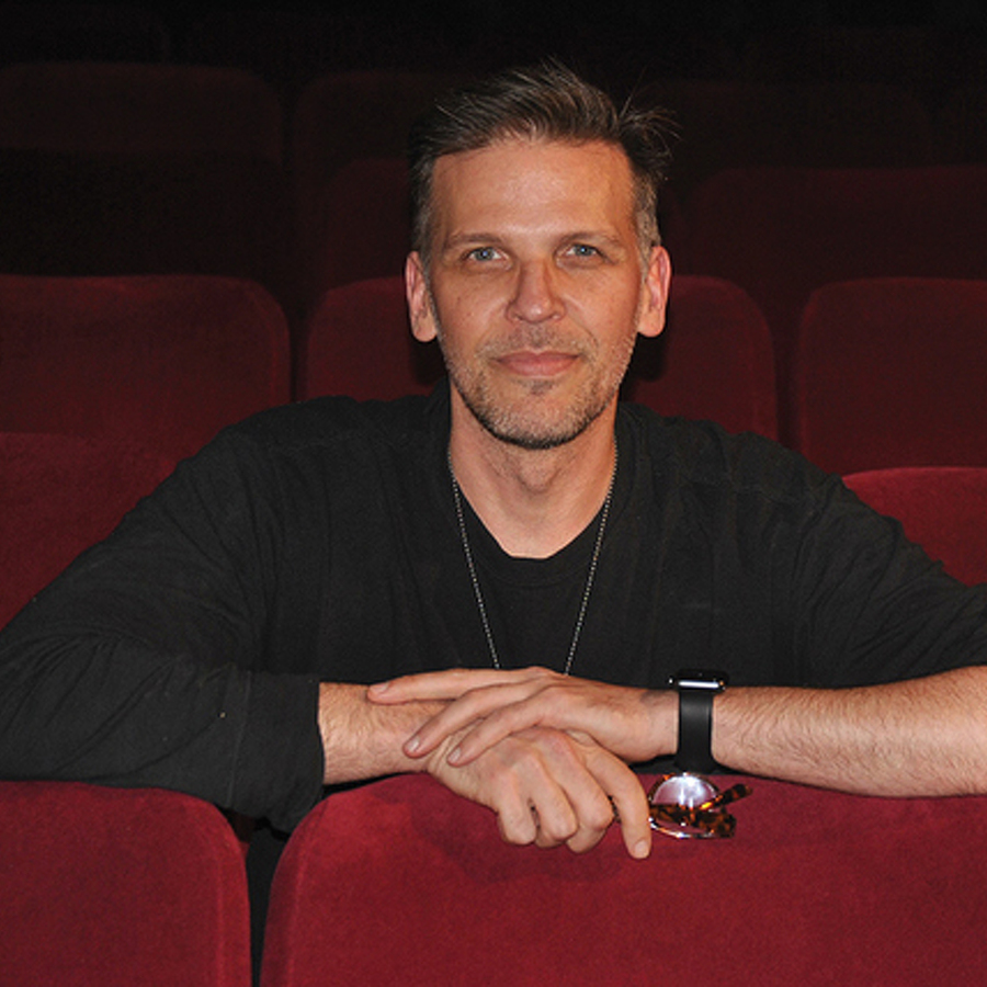 Snapshot: Millbrook Playhouse Artistic Director David Leidholdt