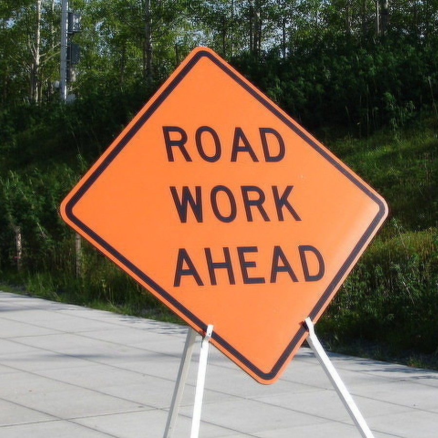 Westerly Parkway to Be Reduced to One Lane for Road Work