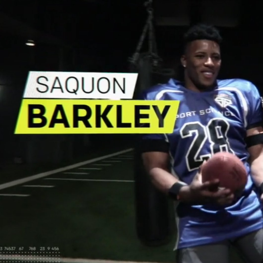 Penn State Football: Watch Saquon Barkley On Sport Science