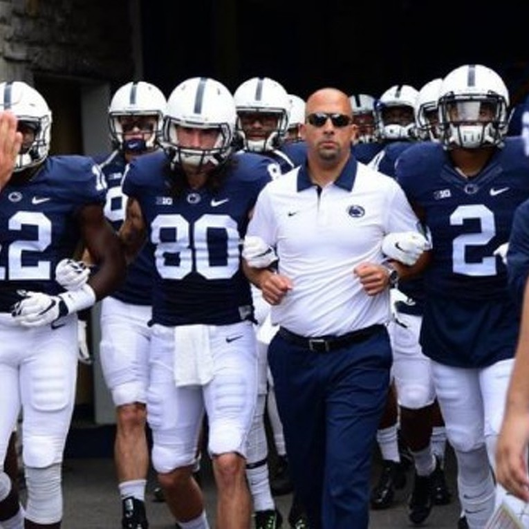 Aeneas Hawkins Spoofs 'Get Out' In Penn State Commitment Video