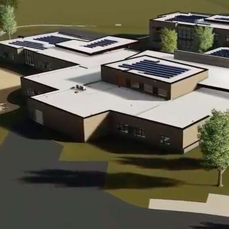 Video Gives Virtual Tour of Plans for New Houserville Elementary School
