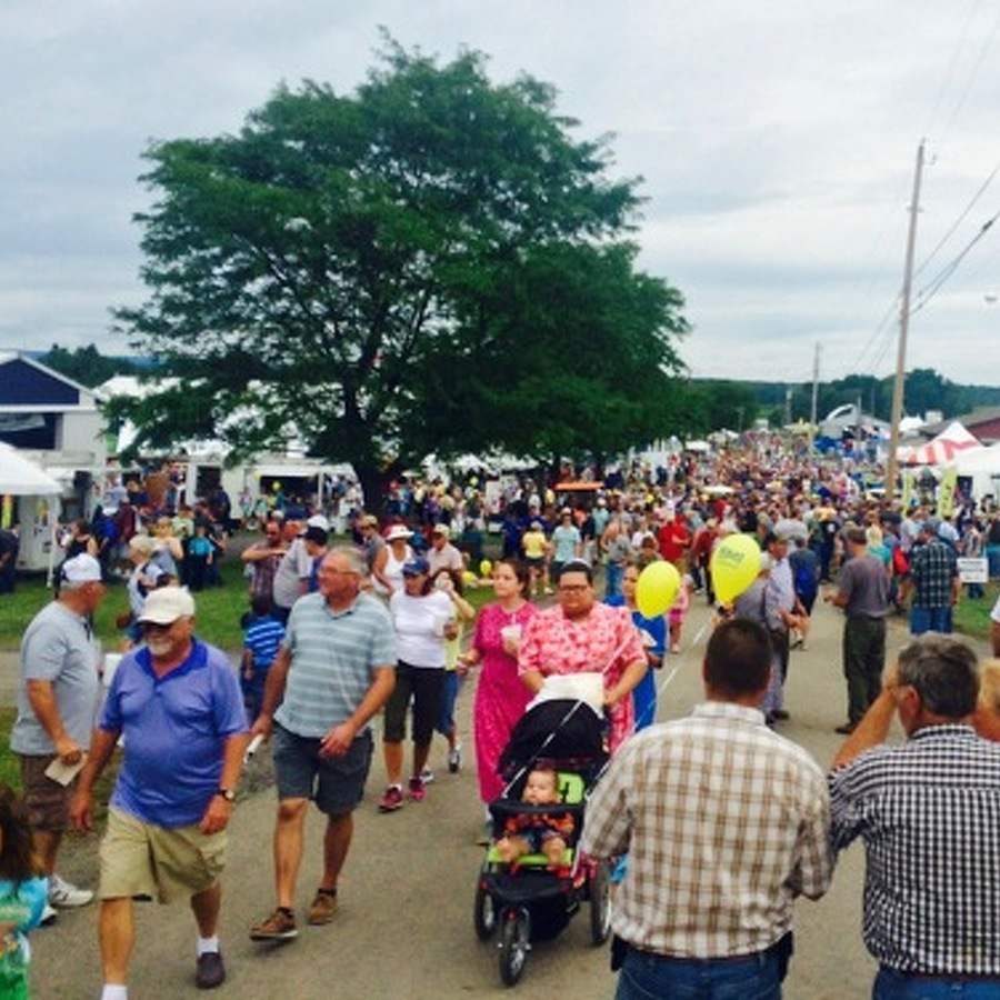 Drivers Advised of Heavy Traffic During Ag Progress Days