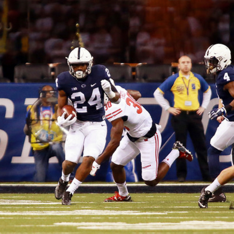 Penn State Football: Sanders Just Fine Waiting His Turn