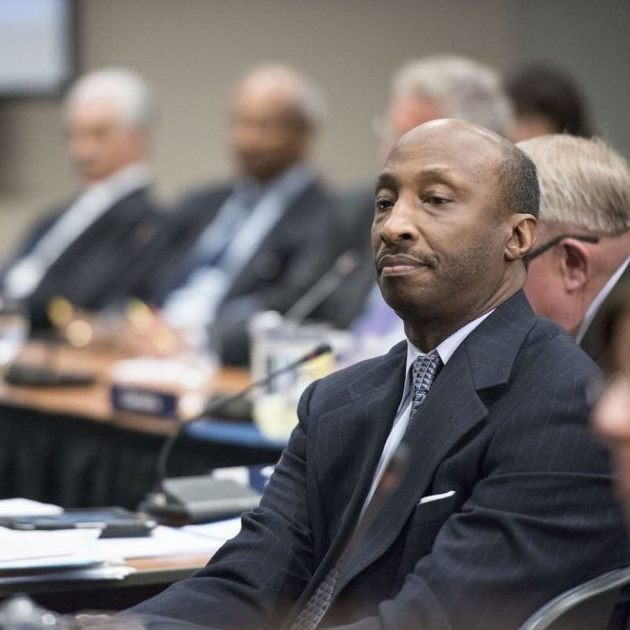 Former Penn State Trustee Frazier Resigns from White House Council; Trump Fires Back