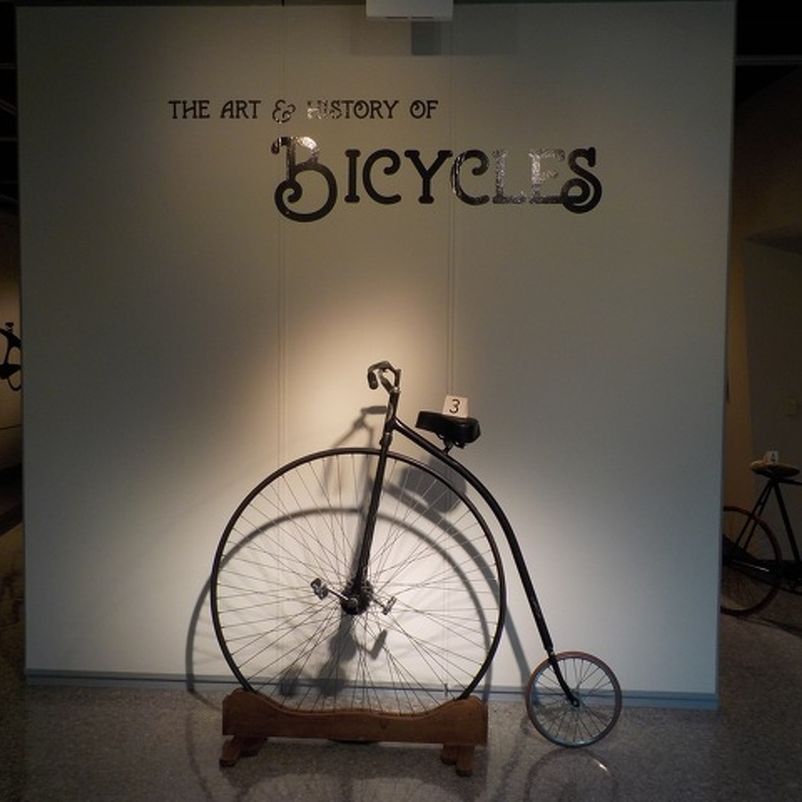 Five Questions with Bob Swaim on 'The Art and History of Bicycles'