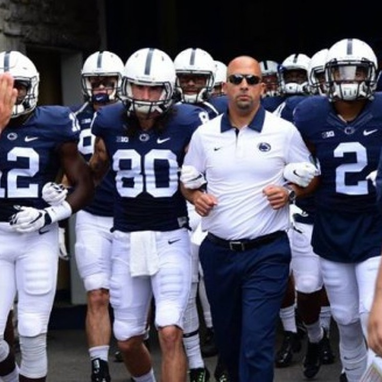 Penn State Football: Barber Finally On Campus