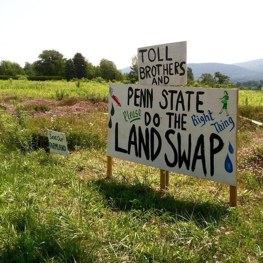 Nittany Valley Water Coalition Says It's Making Progress in Talks with Toll Brothers