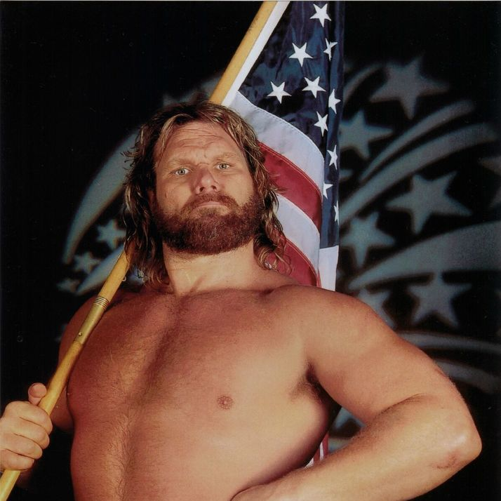 From the Ring to the Diamond, 'Hacksaw' Still Has a Bear Hug on Fans
