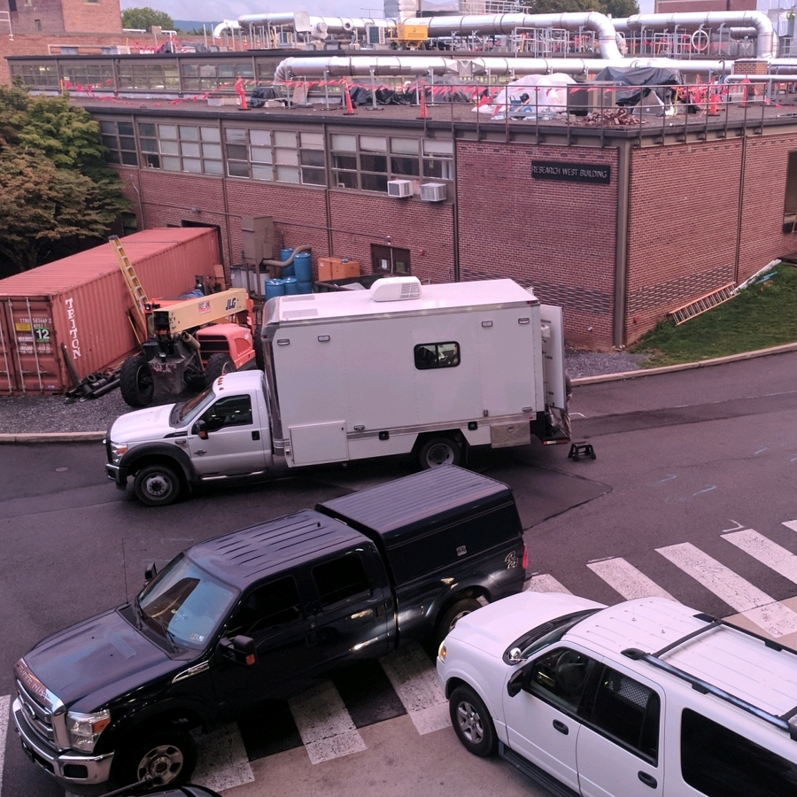 Police Investigating Bomb Threat At Penn State's Research West