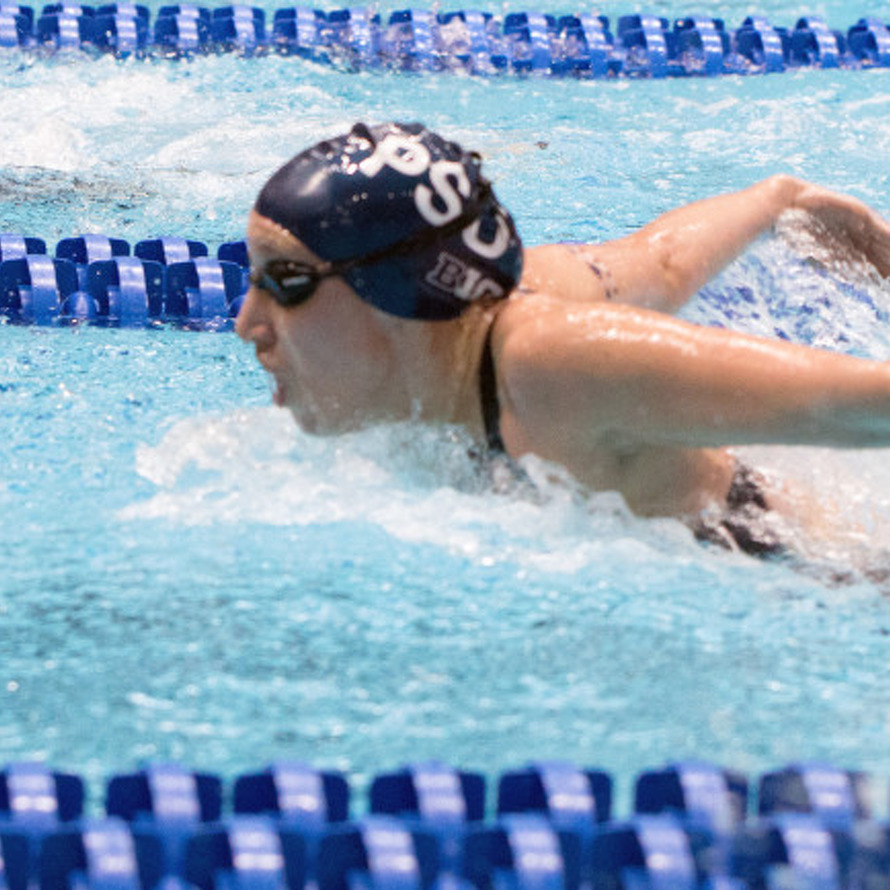 Penn State's Ryan Wins Gold, McHugh Adds Silver at World University Games