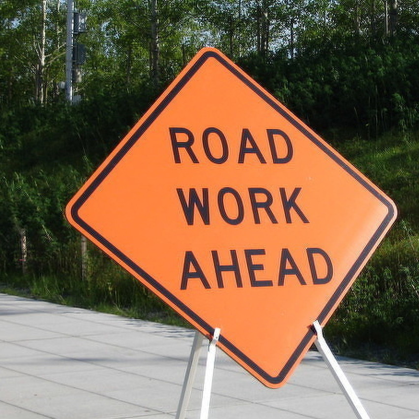 Repaving Project Under Way on South Atherton Street