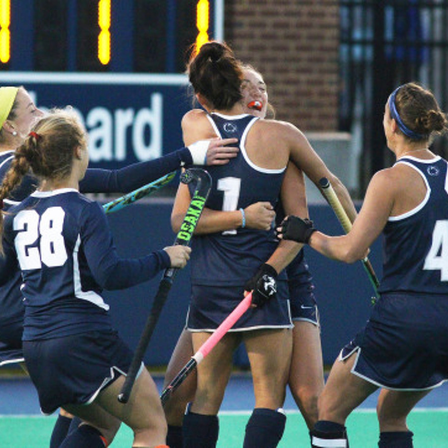Penn State Field Hockey Surges in Second Half Comeback for Win Over Old Dominion