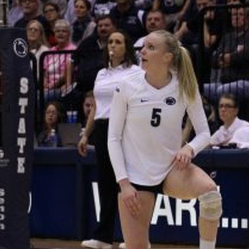 Frantti Reaches Milestone in Penn State Win Over West Virginia
