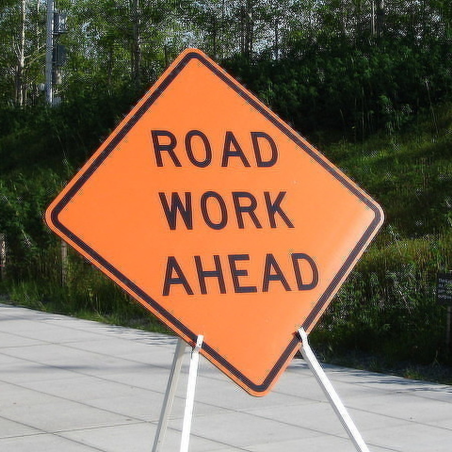 Route 322 Road Work Will Impact Football Traffic