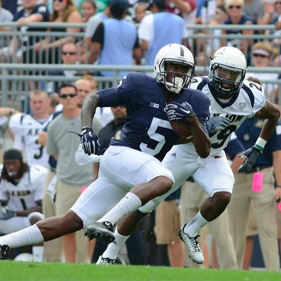 Penn State Football: Hamilton Back And Ready To Finish What He Started