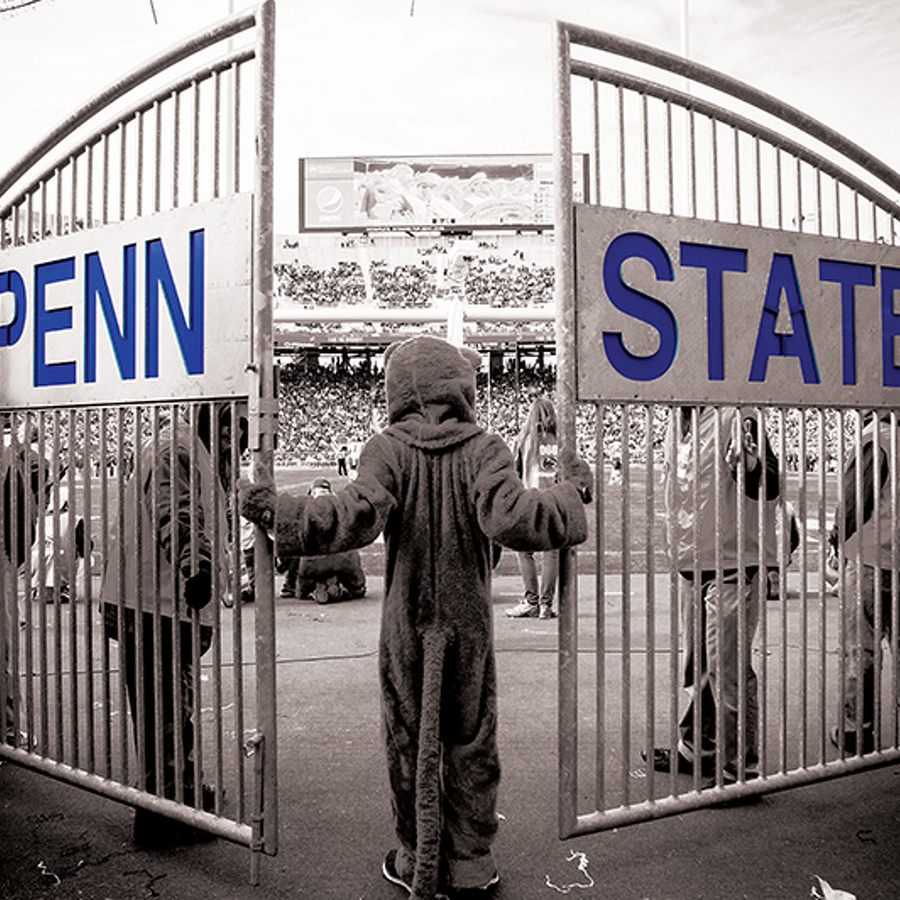 Winning Respect: Despite early concerns, Penn State's entry to the Big Ten has paid dividends on and off the field