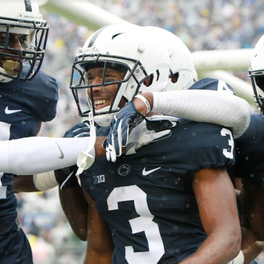 Nittany Lions Zip Past Akron 52-0 As You Saw What You Wanted And What You Needed