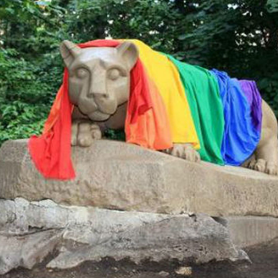 Penn State Recognized As LGBTQ-Friendly School