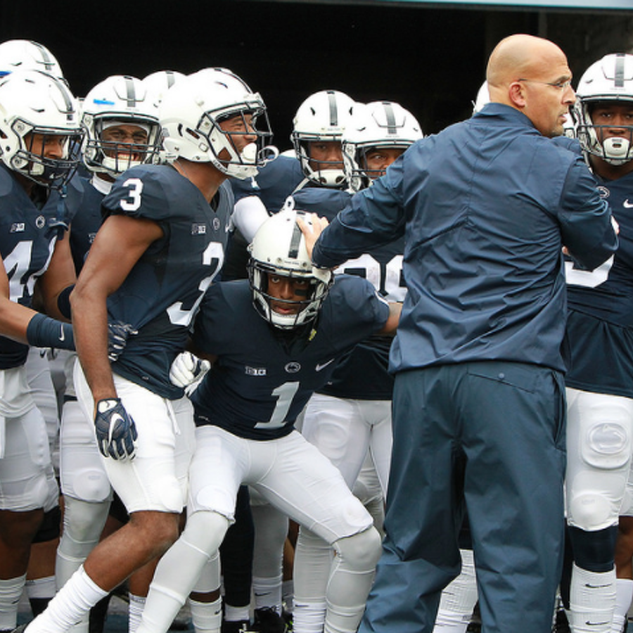 Penn State Football: Nittany Lions Land At No. 4 In Both Major Polls