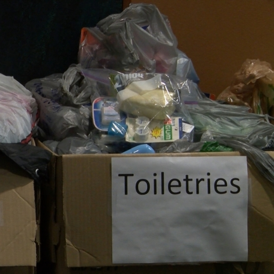 Local Organizations Work to Help Harvey Victims