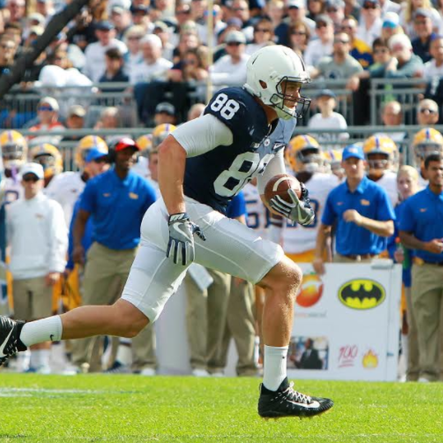 Even Not At Their Best, Nittany Lions Still Better Than Most, And Pitt In 33-14 Win