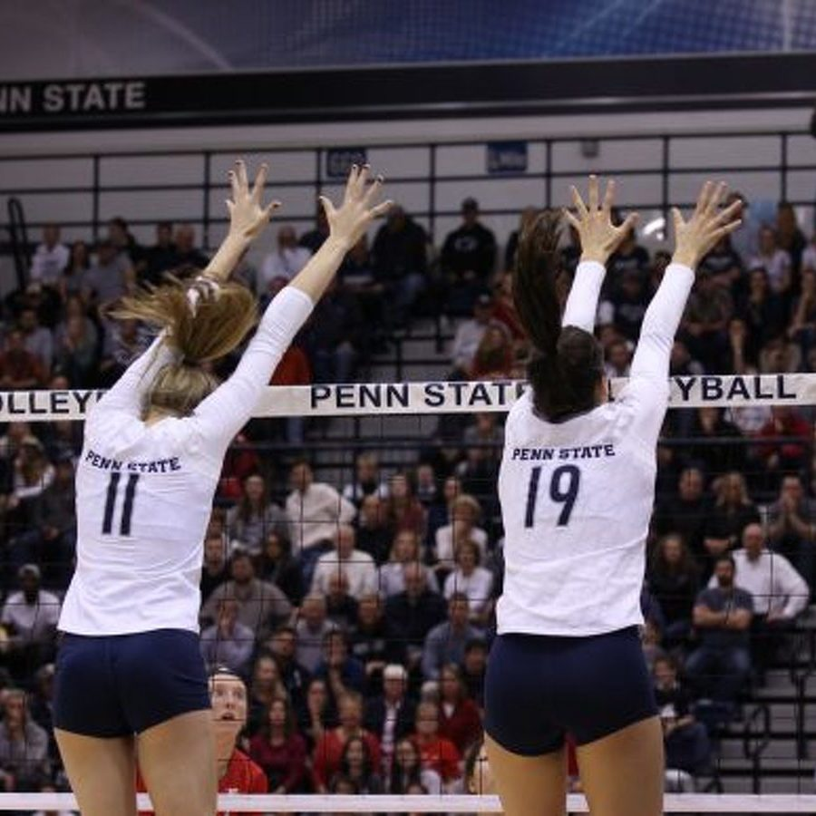 Lee, Frantti Pace No. 3 Penn State Women's Volleyball to Second Win Over Stanford