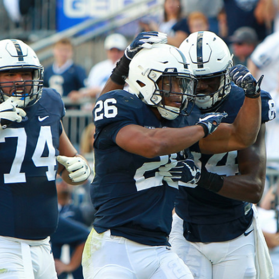 Penn State Football: Nittany Lions Drop To No. 5 In Both Polls