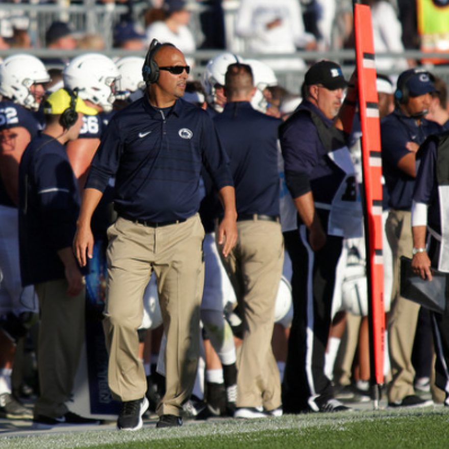 Ben State Football: Franklin's Akron/Pitt Quote An Avoidable Mess